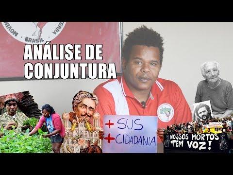 """ANÁLISE DE CONJUNTURA """"8 Especial Saúde: SUS"""