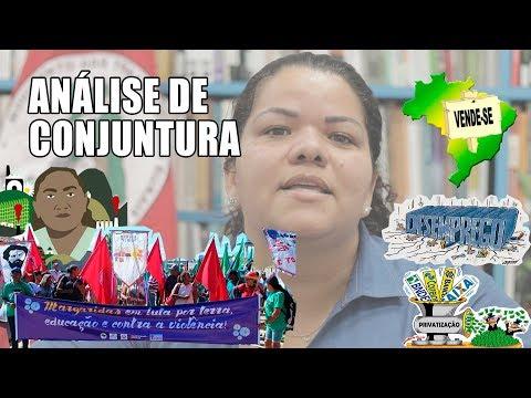 ANÁLISE DE CONJUNTURA I Privatizações