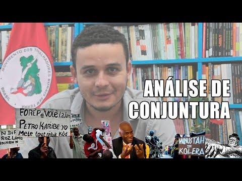 "ANÁLISE DE CONJUNTURA ""15 | Especial Haiti"