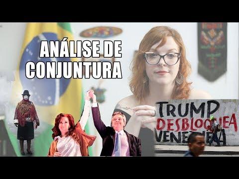 "América Latina I Análise de Conjuntura ""23"