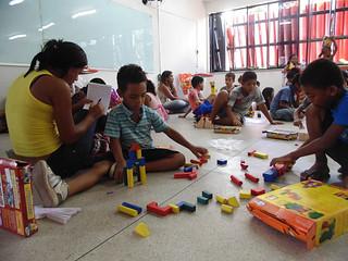Ciranda Infantil leva estudo, cultura e diversão aos Sem Terrinha