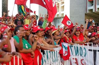 Frente de esquerda quer ir às ruas para defender reformas populares e direitos
