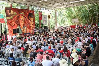 Cerca de 600 pessoas participam da celebração de 10 anos da ENFF