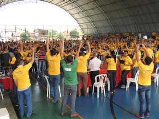 MST divulga nota em apoio aos professores do estado de Tocantins