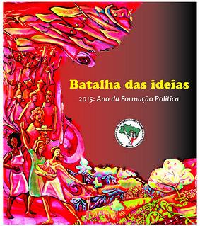 2015 será o ano da formação política no MST e da batalha das ideias