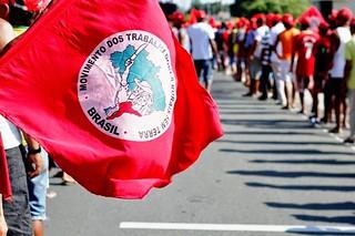 Trabalhadores Sem Terra marcham por Reforma Agrária na Bahia