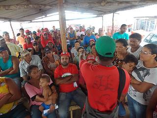Em SE, Sem Terra intensificam trabalho de base com novas famílias acampadas