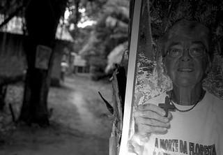 Dez anos após Dorothy Stang, o sangue ainda corre na floresta
