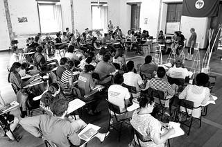 Educadores da Reforma Agrária participam do 3° Curso Nacional de Pedagogia do MST