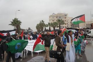 Por direitos e liberdade, marcha de abertura do Fórum Social reúne milhares em Túnis