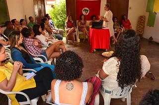 Residentes se preparam para atuarem com a Saúde da Família da População do Campo