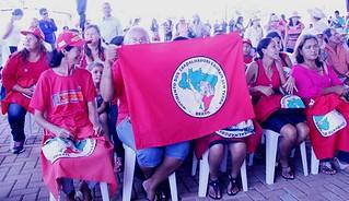MST representa movimentos sociais em inauguração da Casa da Mulher no MS