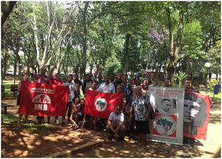 No ano da formação política, MST inicia curso junto com movimento urbano