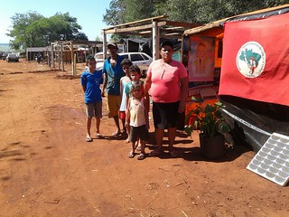 MST reorganiza brasiguaios e intensifica a luta pela terra no MS
