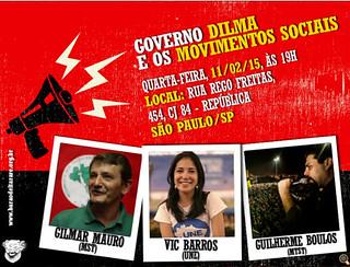 Barão de Itararé promove debate sobre frente de esquerda. Veja ao vivo às 19h