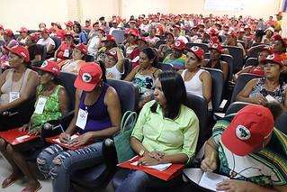 Em encontro, camponesas debatem as lutas das mulheres em Alagoas