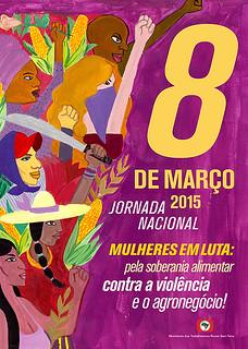 Jornada Nacional de Luta das Mulheres Camponesas