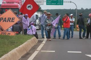 Sem Terra seguem em luta com dezenas de mobilizações em todo o país