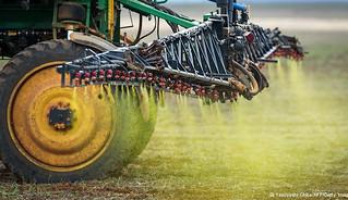 Na Argentina, ambientalistas lutam por proibição de herbicida cancerígeno