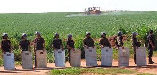 Paraguai: junto à expansão do agronegócio, a criminalização dos movimentos