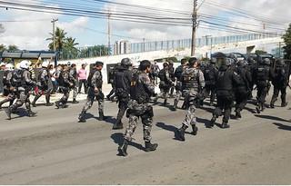 MST se solidariza com os estudantes e trabalhadores em luta de Alagoas