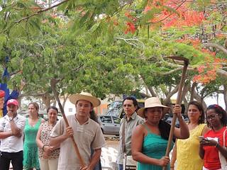 Ato em Pernambuco marca homenagem aos dois anos da morte de Chávez