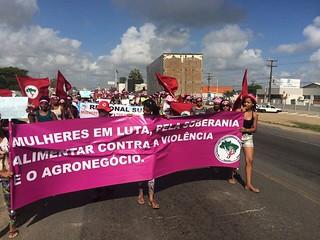 Na Bahia, 6 mil Sem Terra marcham por Reforma Agrária