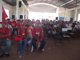 Sem Terra realizam 11° Encontro Estadual em Tocantins