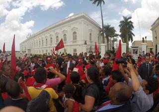 Governo do Maranhão promete atender as reivindicações dos Sem Terra
