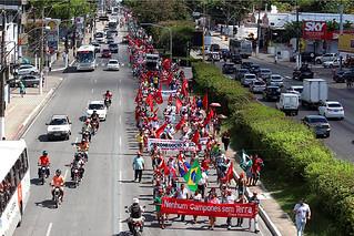 Em Jornada, movimentos sociais do campo se reúnem com o governador de Alagoas