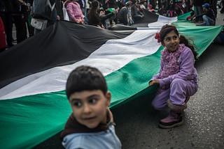 FSM encerra atividades homenageando a luta do povo palestino