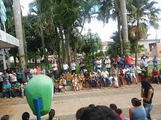 Sem Terra ocupam prefeitura de Jardim Alegre