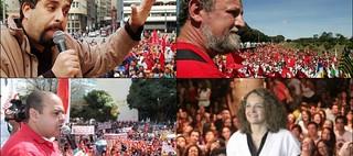 Goleada da direita une MTST e PSOL a CUT e MST em paralisação nacional em 15 de abril