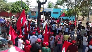 Em Alagoas, MST realiza ações em memória aos assassinados de Eldorados dos Carajás
