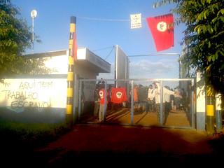 MST e FERAESP ocupam área da empresa transnacional Louis Dreyfus em SP