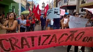 Jovens se reúnem em curso popular no Maranhão