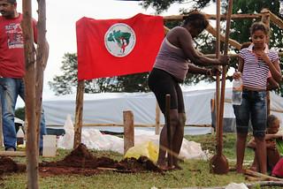 Com 1.500 famílias, Sem Terra criam o maior acampamento de MS