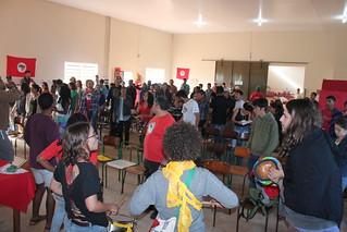 Juventude do campo e da cidade realiza encontro no Paraná