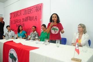 Universidade Federal de Rondônia realiza debates sobre a questão agrária