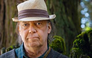 Neil Young lança álbum de protesto contra Monsanto
