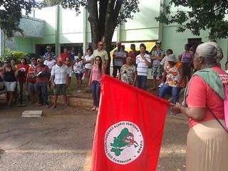 Sem Terra ocupam Incra em Cuiabá