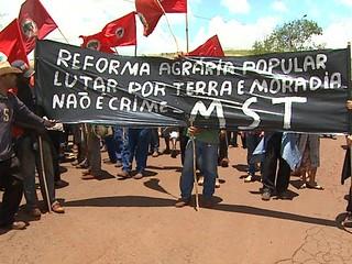 Sem Terra ocupam Usina Nova União e Fazenda Martinópolis, em Serrana