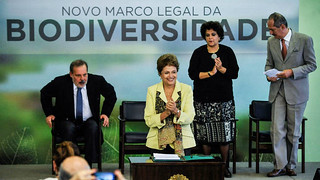 Marco Legal da Biodiversidade é sancionado pelo governo federal