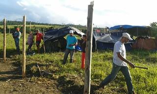 Na Bahia, Sem Terra lutam por 30 mil hectares das empresas de celulose