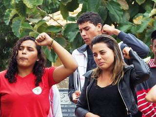 Acampamento da Juventude unifica bandeiras de luta e constrói agenda unitária