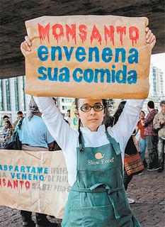 23 de maio: Dia Mundial de Luta Contra a Monsanto
