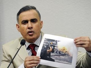 """""""Os que hoje falam de violação de direitos na Venezuela são os que me prenderam no golpe de 2002"""""""
