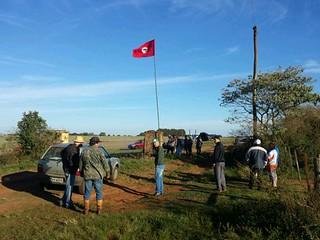 Sem Terra ocupam fazenda da Varig no Rio Grande do Sul