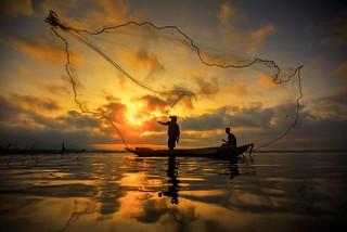 Luta em defesa do Território Pesqueiro leva centenas de pescadores à Aparecida