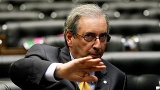 Em Brasília, protesto marca votação da PEC da Corrupção